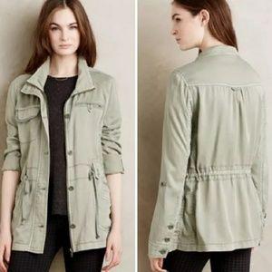 Anthropologie Marrakech Utility Style Jacket